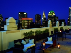 Thumbnail of Atlas New York: 6J a view of a city at night
