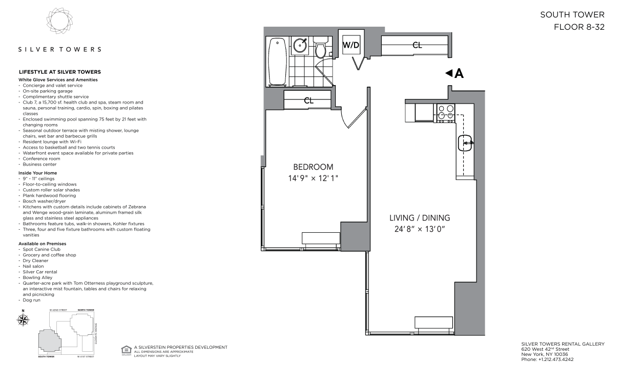 AS9A - Floor Plan