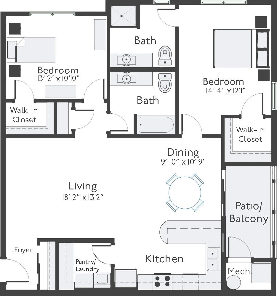 apartment B-207 thumbnail