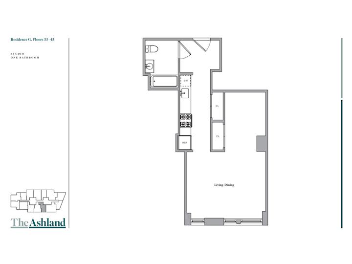The Ashland #39G Floorplan