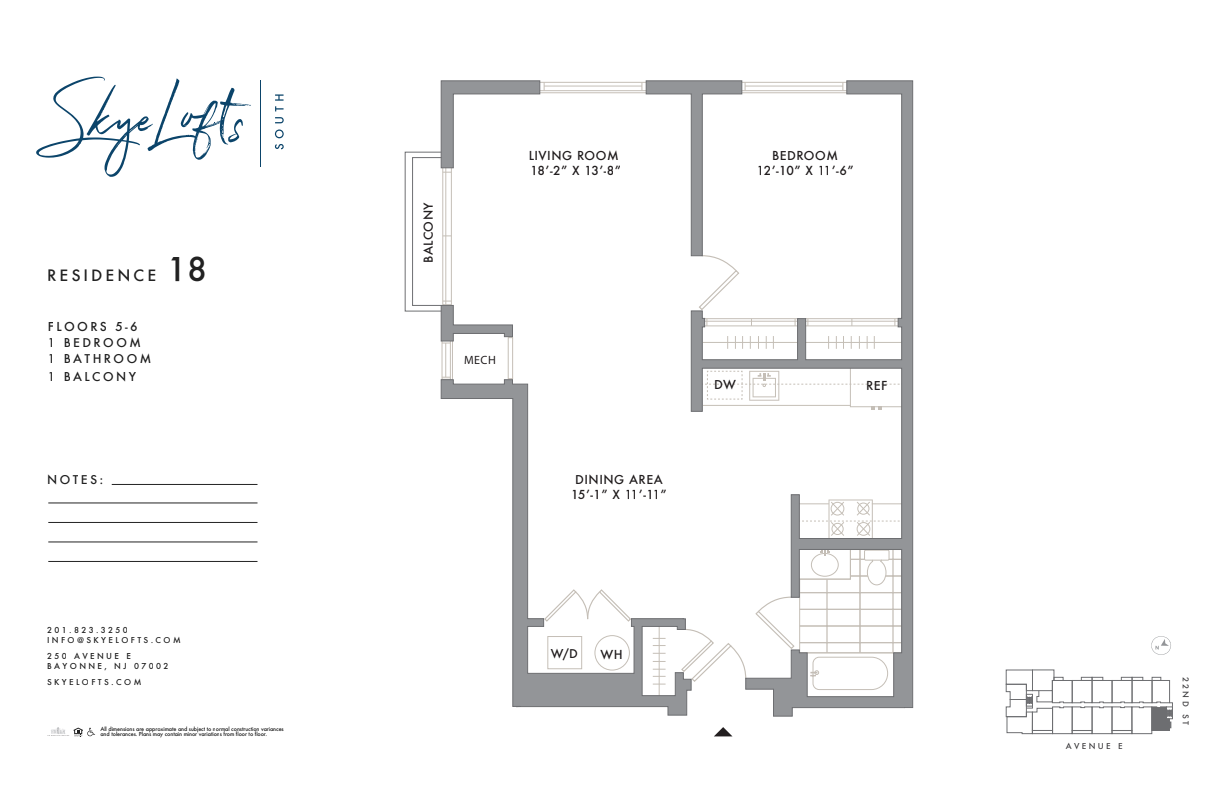 Appartment Plan