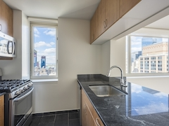 Thumbnail of Atlas New York: 17D a kitchen with a sink and a window