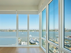 Thumbnail of Gotham West: 2507 a view of a large window
