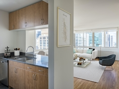 Thumbnail of Atlas New York: 8J a kitchen with a sink and a window