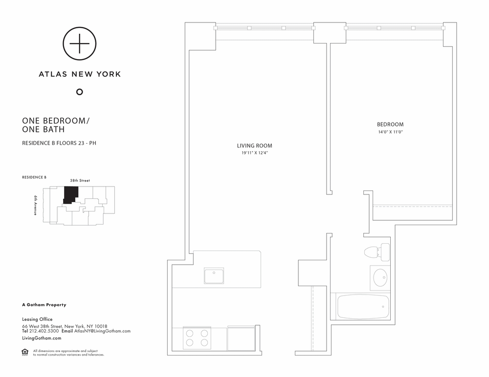Atlas New York: 27B