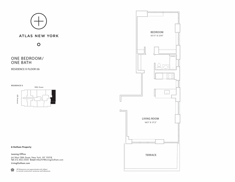 Atlas New York: 6K