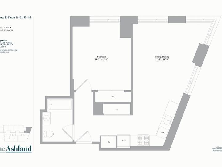 The Ashland #20K Floorplan