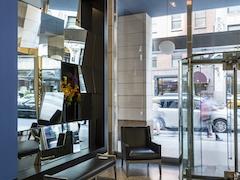 Thumbnail of Atlas New York: 43H a glass door