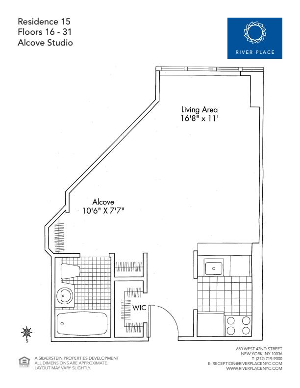E1615 - Floor Plan