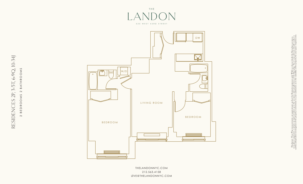 Floor plan for 22K