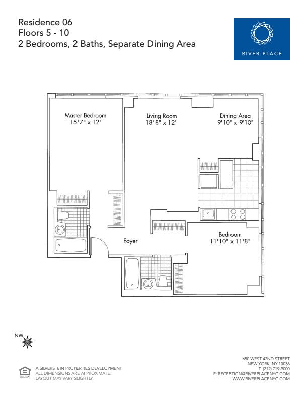A1006 - Floor Plan