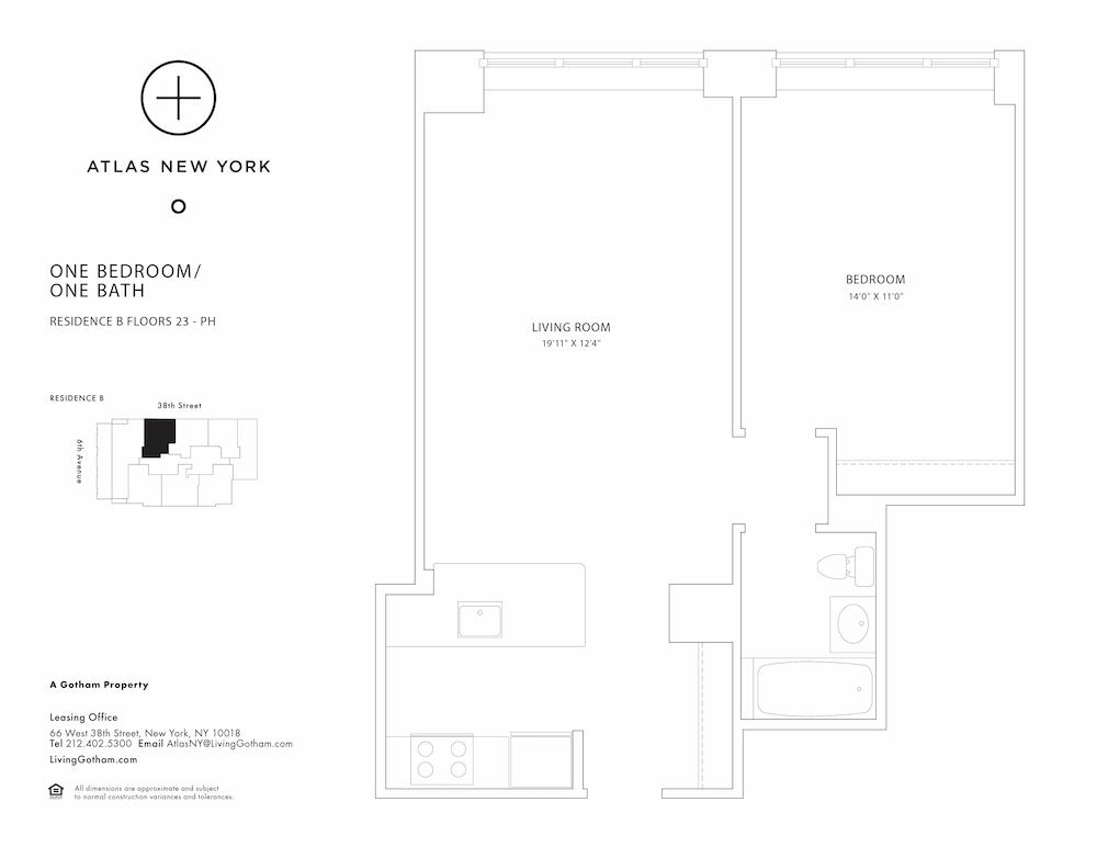 Atlas New York: 46B