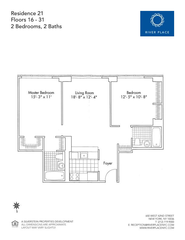 B2821 - Floor Plan