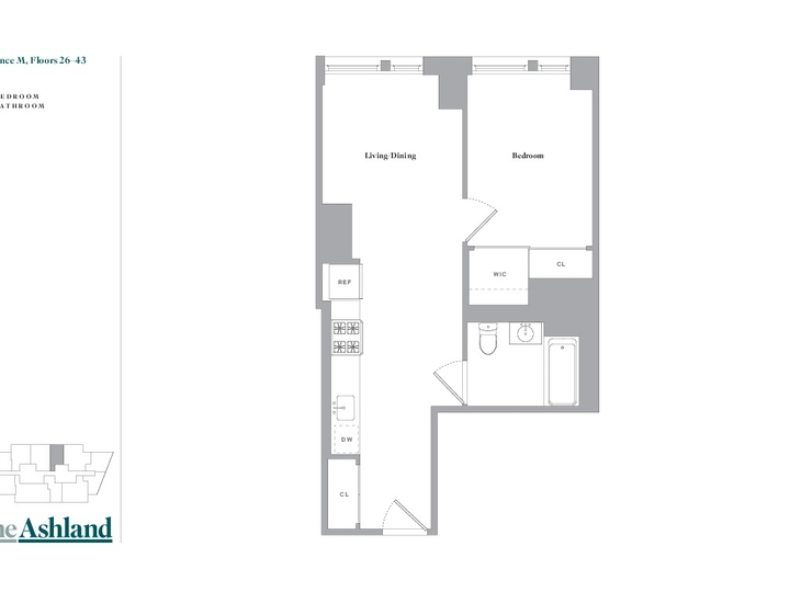 The Ashland #39M Floorplan