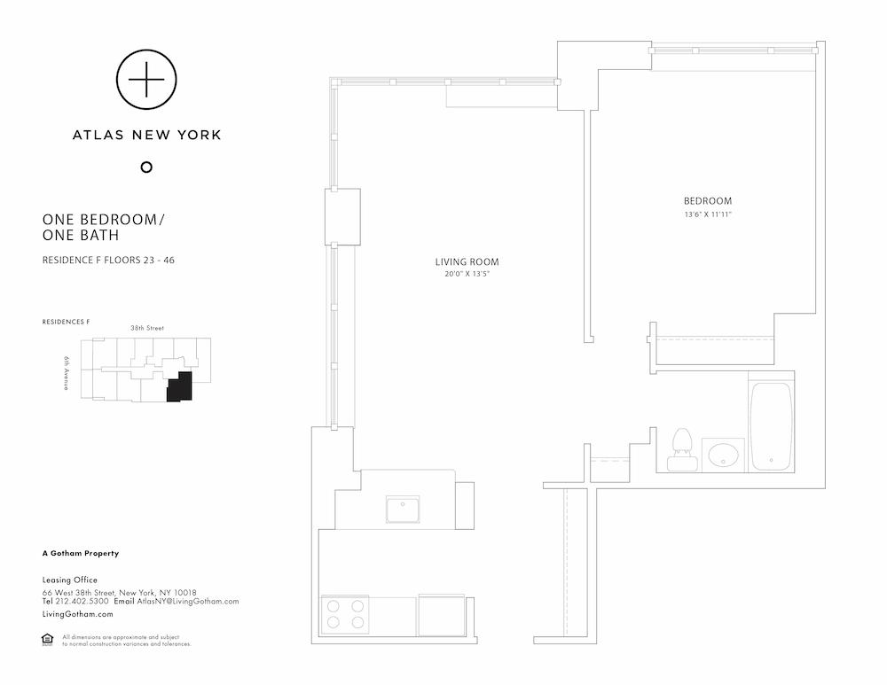Atlas New York: 24F