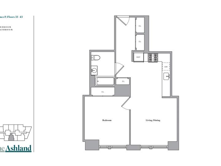 The Ashland #37P Floorplan