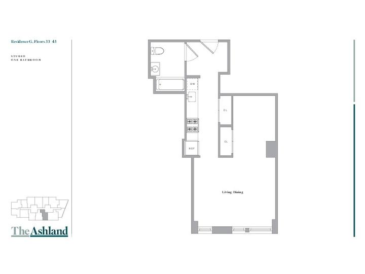 The Ashland #37G Floorplan