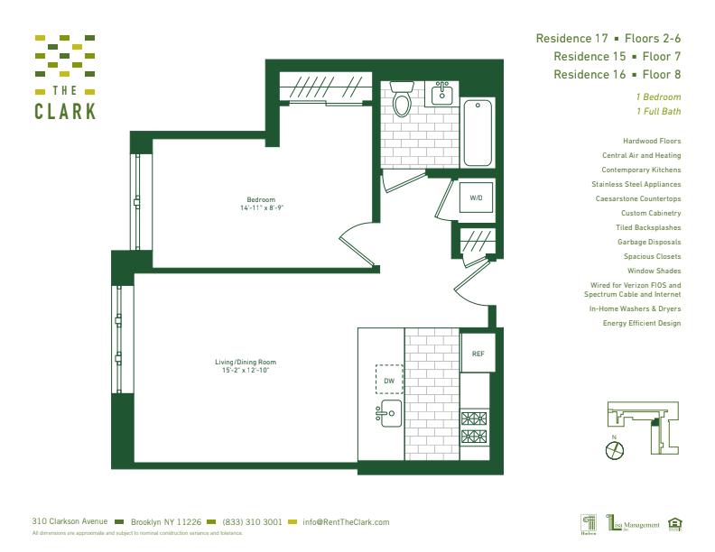 #717 Floor Plan
