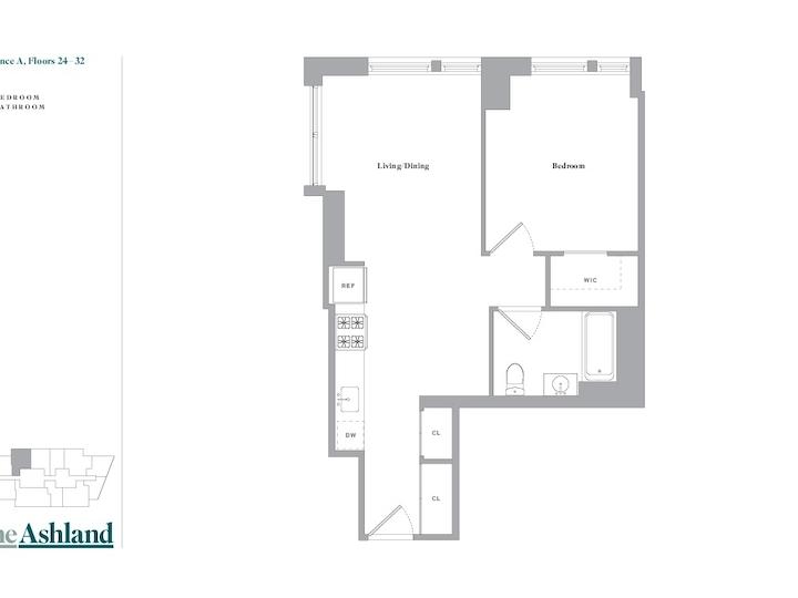 The Ashland #27A Floorplan
