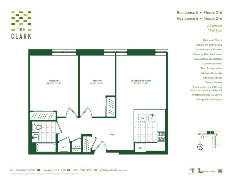 #405 Floor Plan