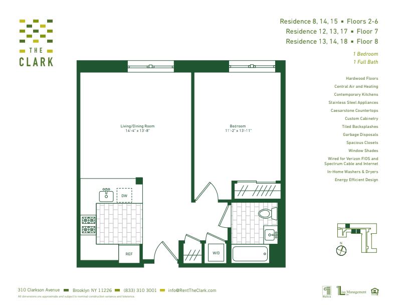 #414 Floor Plan