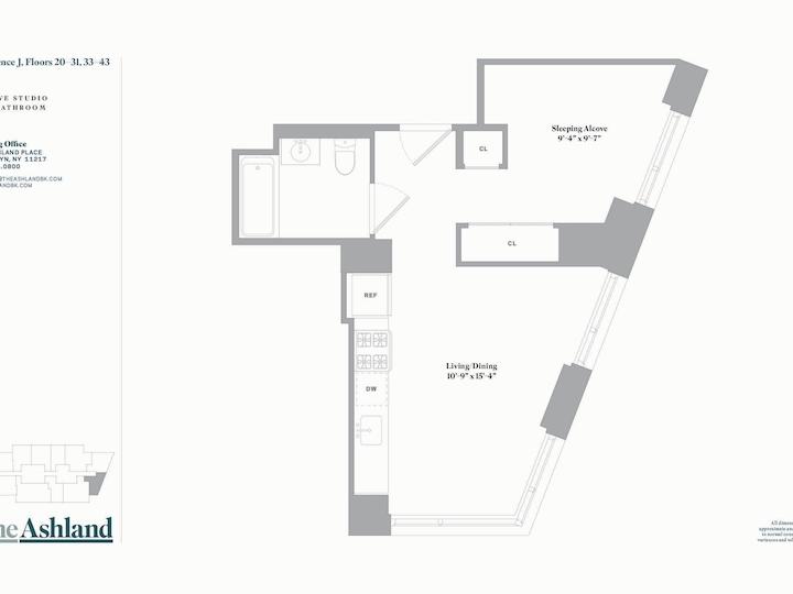 The Ashland #41J Floorplan