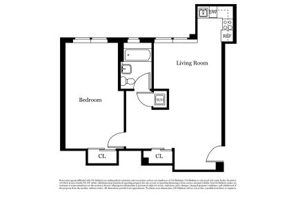 Floor plan for 12N