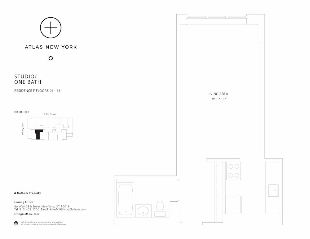Atlas New York: 15F