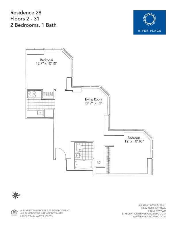 A928 - Floor Plan