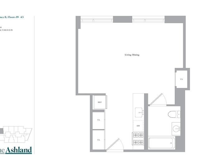 The Ashland #28B Floorplan