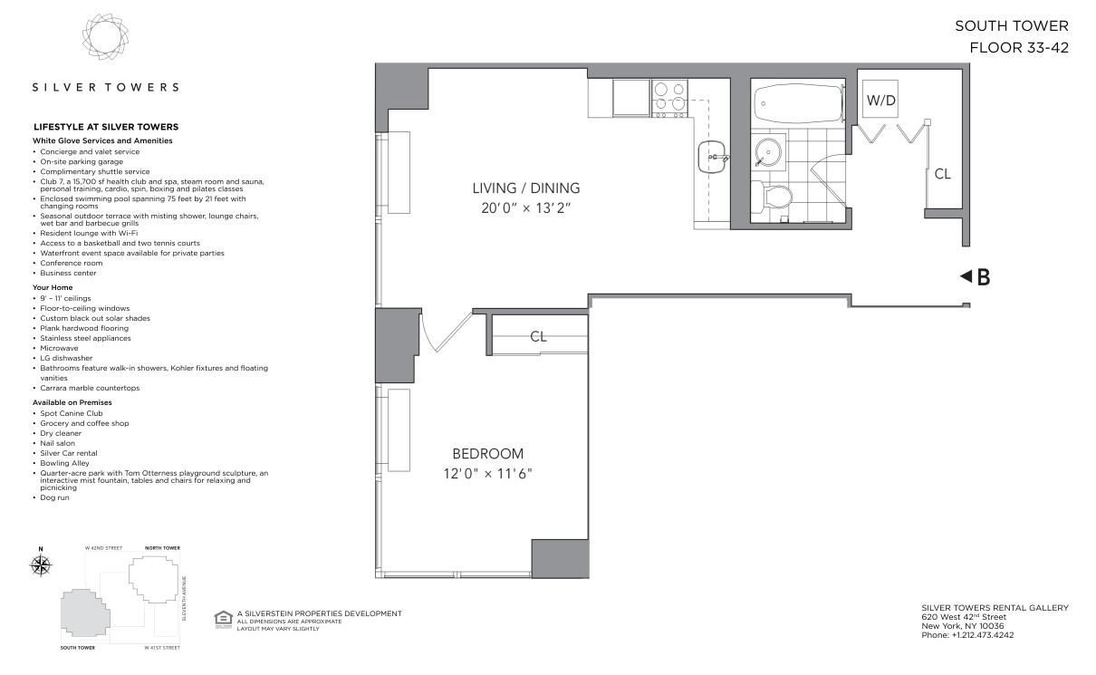 AS40B - Floor Plan
