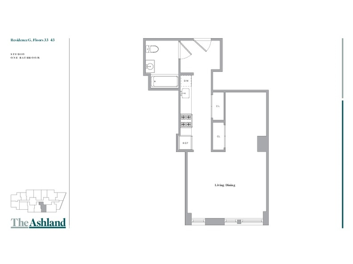 The Ashland #36G Floorplan