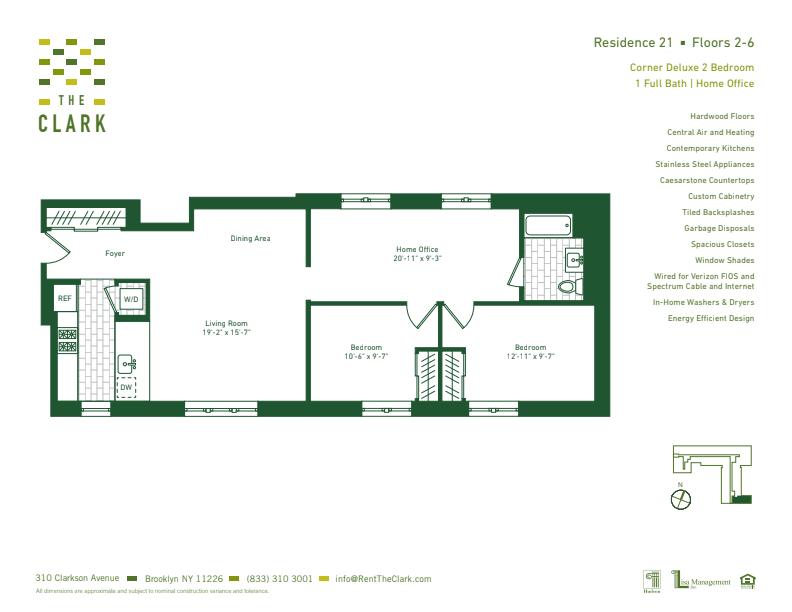 #221 Floor Plan
