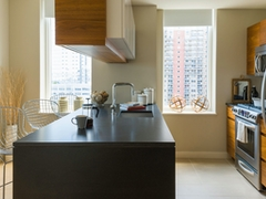 Thumbnail of Gotham West: 2507 a kitchen with a sink and a window