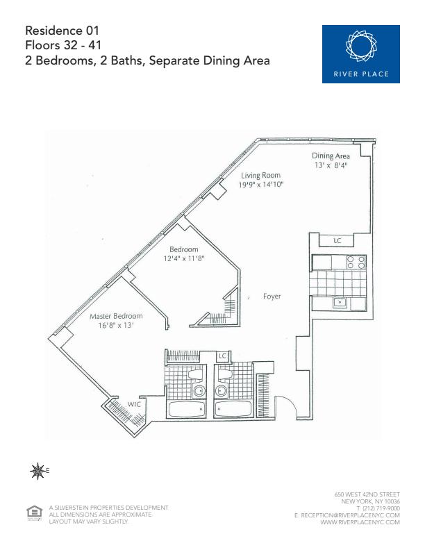 F3601 - Floor Plan