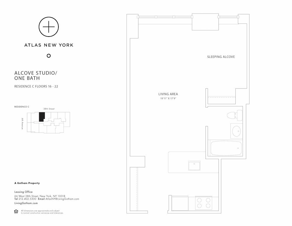 Atlas New York: 17C