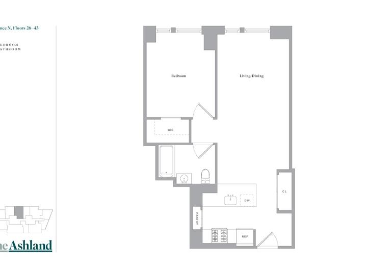 The Ashland #33N Floorplan