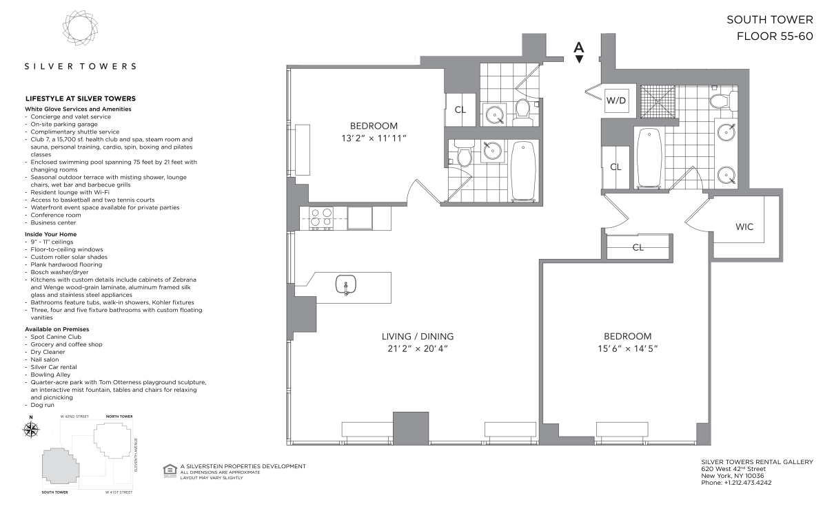 AS57A - Floor Plan