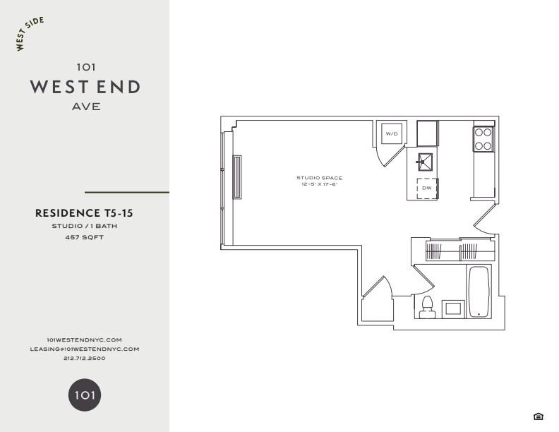 Floor plan for 8T