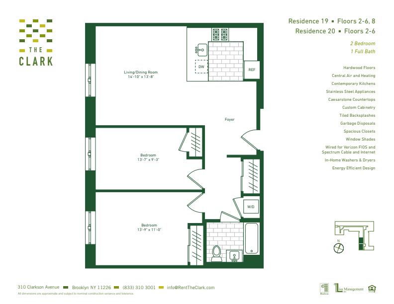 #320 Floor Plan