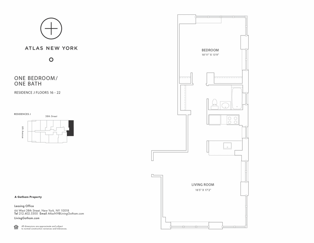 Atlas New York: 20J