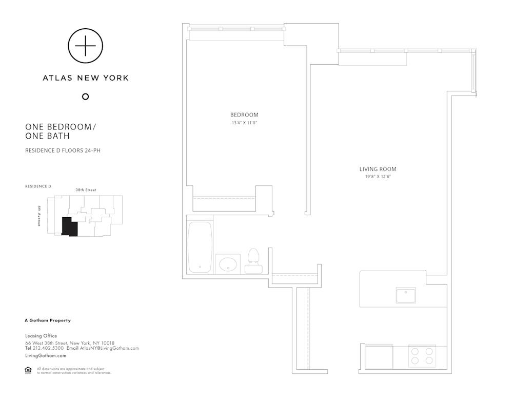 Atlas New York: 45D