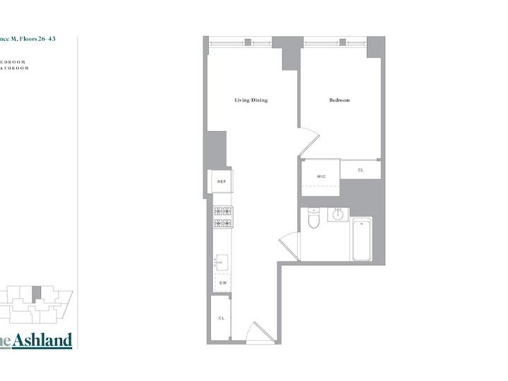 The Ashland #28M Floorplan