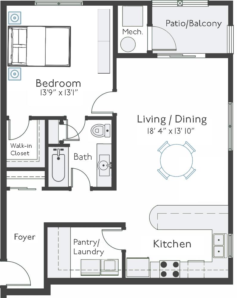 apartment B-306 thumbnail