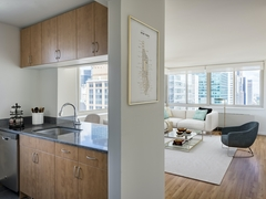 Thumbnail of Atlas New York: 17H a kitchen with a sink and a window