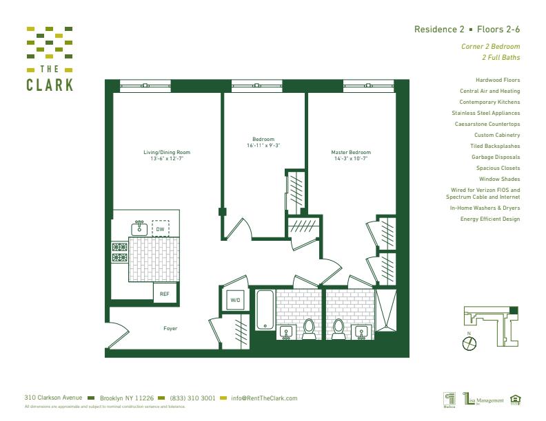 #402 Floor Plan