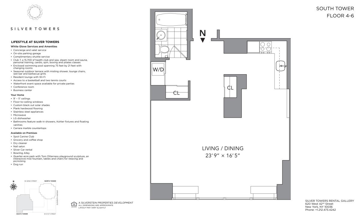 AS6N - Floor Plan