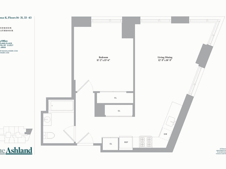 The Ashland #39K Floorplan